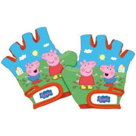 Gloves child Peppa Pig