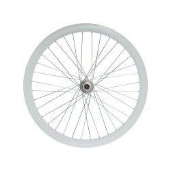 RFIXEDPB Ruota bici fixed online shop posteriore bianca