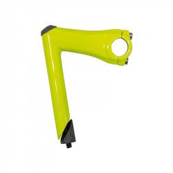 Column aluminum race / fixed yellow fluo