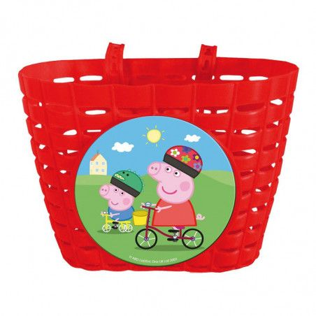 Peppa Pig basket