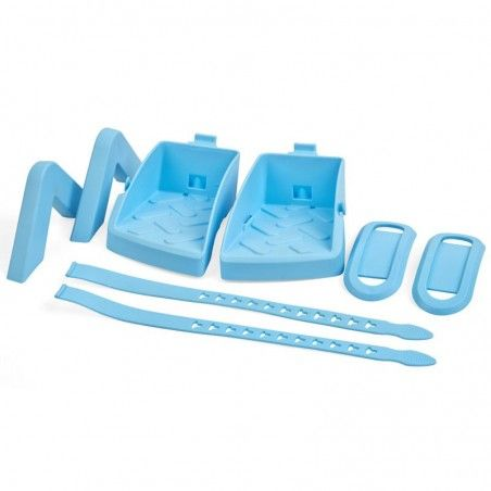 Color Kit for Guppy rear blue