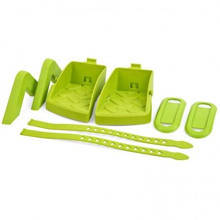 Color Kit for Guppy rear green