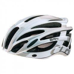 Helmet BRN CLOUD white / gray size M (54-58 cm)