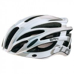 Helmet BRN CLOUD white / gray size L (58-62 cm)