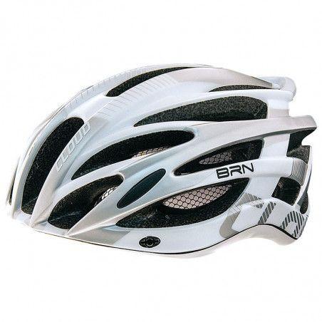 Helmet BRN CLOUD white / gray size L (58-62 cm)