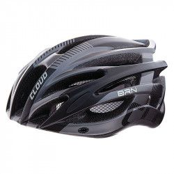 Helmet BRN CLOUD black/ gray size L (58-62 cm)