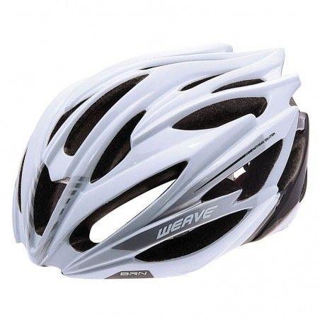 CAS12BM Casco BRN Weave bianco-grigio taglia M online shop