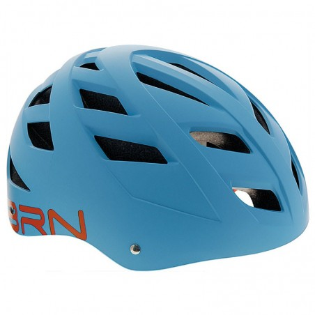 Helmet BRN STREET blue one size (51-56 cm)