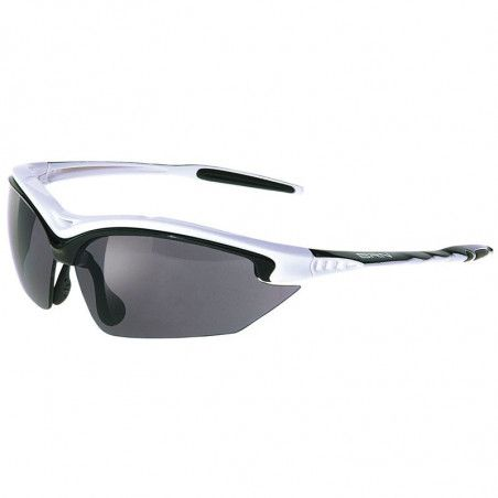 Eyewear BRN Force Glossy White - 3 interchangeable lenses