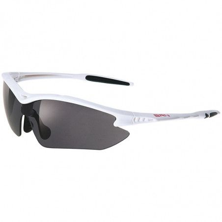 Eyewear BRN Storm Glossy White - 3 interchangeable lenses