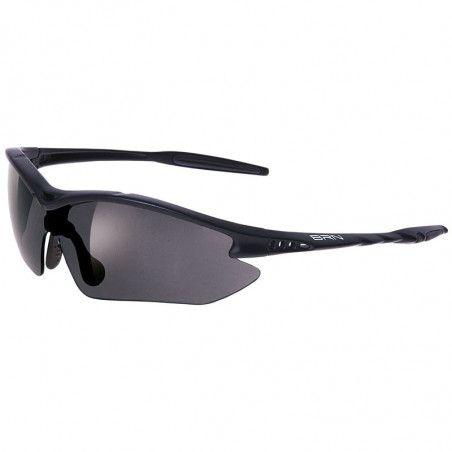 BRN glasses Storm Matt Black - 3 interchangeable lenses