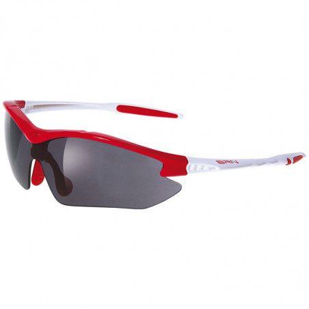 Eyewear BRN Storm Glossy Red - 3 interchangeable lenses