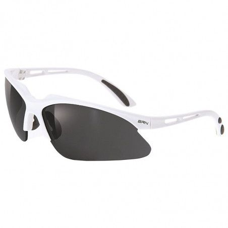 Eyewear BRN Weave Glossy White - 3 interchangeable lenses