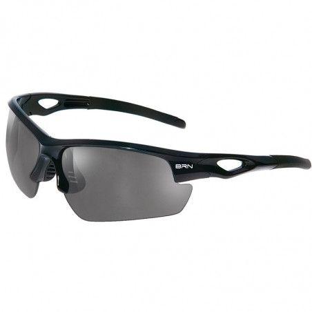 Eyewear BRN Cloud Gloss Black - 3 interchangeable lenses