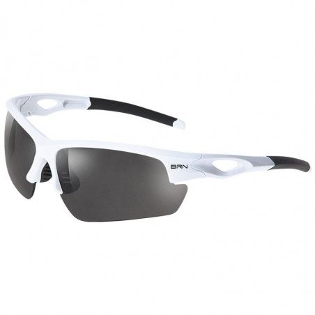 Eyewear BRN Cloud Gloss White- 3 interchangeable lenses