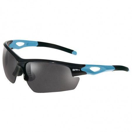 Eyewear BRN Cloud Gloss Blue - 3 interchangeable lenses