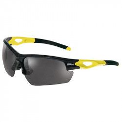 Eyewear BRN Cloud Yellow Fluo Matt - 3 interchangeable lenses