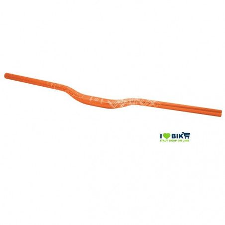 Aluminum handlebar Wag Over size 31, 8mm orange anodized
