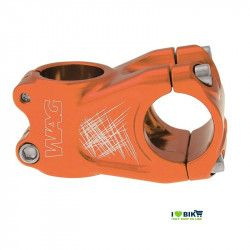 Stem Wag aluminum A-head orange anodized