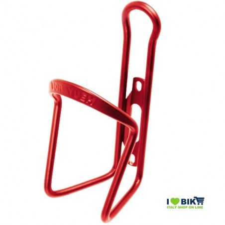bottle cage aluminum red anodized