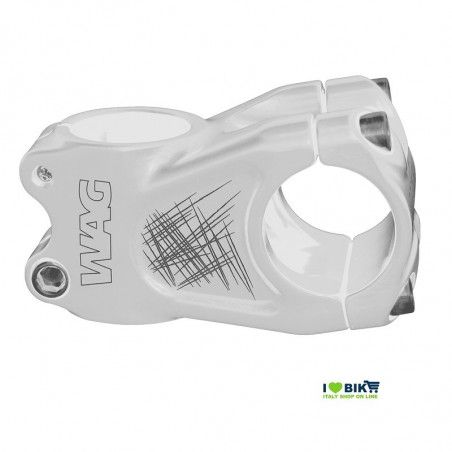 421690875 Attacco manubrio Wag OVER SIZE bianco online shop