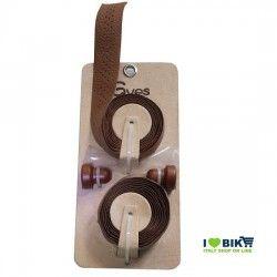 Handlebar tape Leather Gyes honey