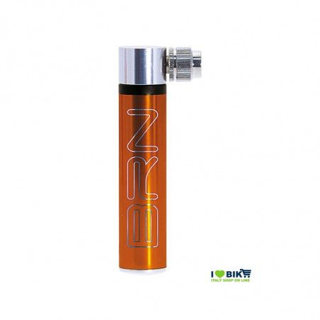 Easy pump BRN Aluminum orange Weight 59 grams