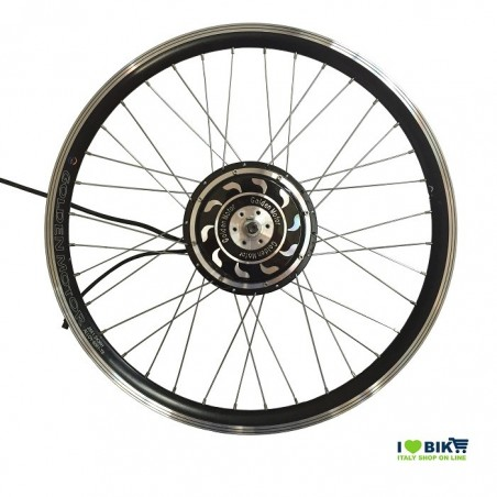 """Wheel rear 16 """" with Engine Smart Pie 4 electric 250-900"""