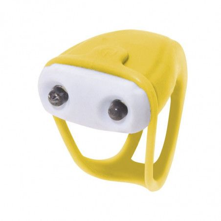 Lagging BRN Silicone Pongo Front Yellow