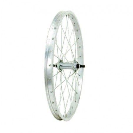 Mixed rear wheel 14 3/8 1 v.