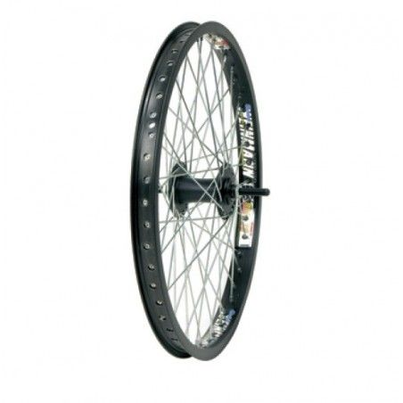 Wheel BMX aluminum 48-spoke rear