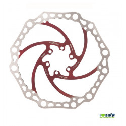 Disc Brake crown red 180mm
