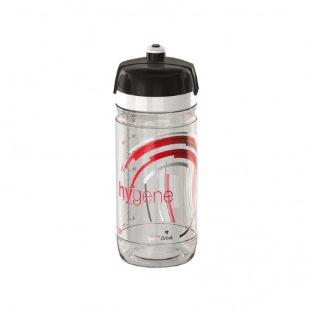 Elite higene 550 ml transparent bottle