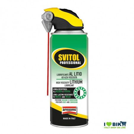 Lubrificante al litio Svitol Professional bike shop