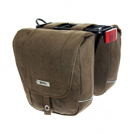 Bike bags BRN Tex waterproof green shop online