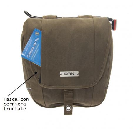 Bike bags BRN Tex waterproof black shop online