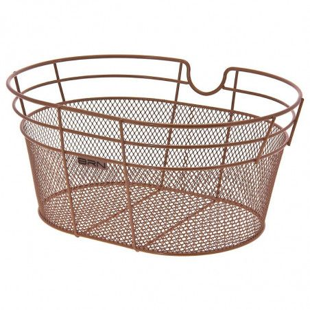 colored front basket bicycle accessories sale