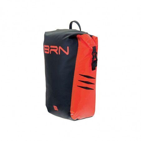 BRN touring bike bag Himalaya orange fluo