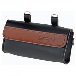 Panniers BRN underseat imitation leather Black / brown shop online