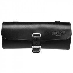Small bicycle saddle bag Brooks Challenge black online shop