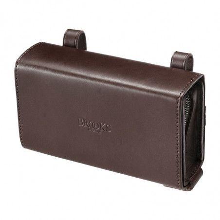 Handbag cycle saddle Brooks D-Shaped brown online shop