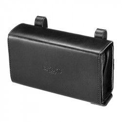 Handbag cycle saddle Brooks D-Shaped Black shop online