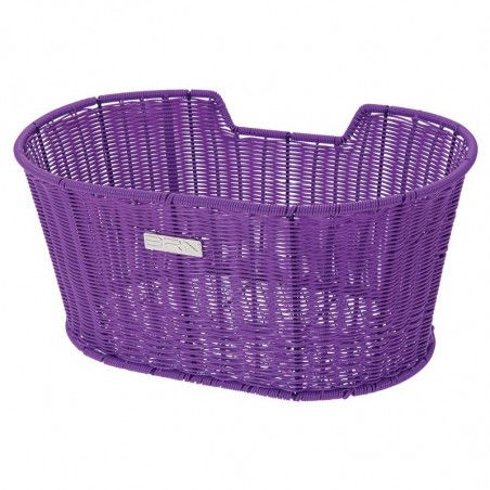Basket bicycle front BRN Liberty lillac sale online