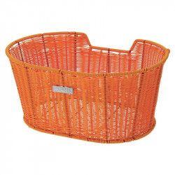 Cesto bicicletta anteriore BRN Liberty arancio vendita online