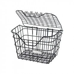 Basket bike antiscippo Casket black sale online