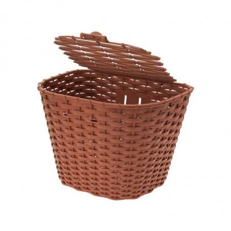 Basket bicycle front Ischia plastic honey sale online