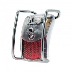 Pixo bike rearlight to fender - 1 Led Chrome shop online