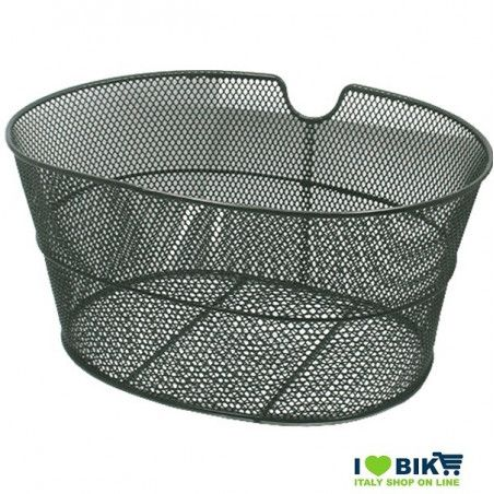 basket in front of the retina without hooks black