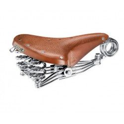 Saddle Brooks B33 honey