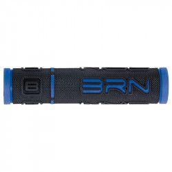 Coppia manopole bicicletta BRN B-One blu vendita online